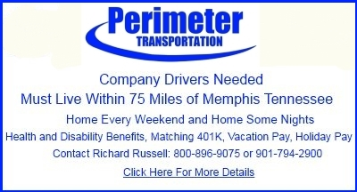 Trucking jobs for couples Memphis Tennessee Perimeter Transportation